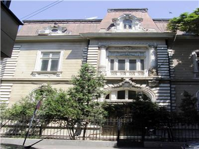 vanzare vila athanasovici zona batistei universitate Bucuresti