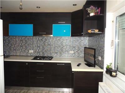 ocazie! vanzare apartament 3 camere vitan mall - mobilat si utilat, centrala proprie Bucuresti