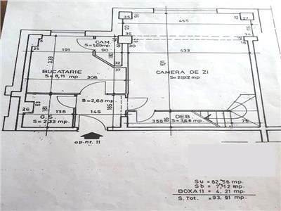 Vanzare Duplex 3 Camere Matei Basarab  Traian