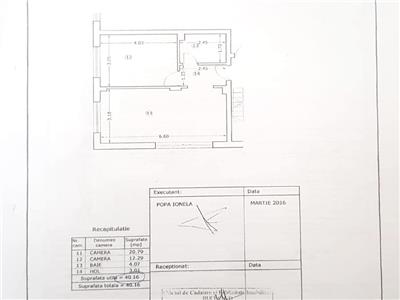 Vanzare Apartament 2 Camere Vitan Mall | Mobilat & Utilat | Bloc 2015 | centrala proprie