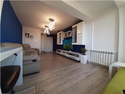 Vanzare apartament 3 camere Vatra Luminoasa | mobilat si utilat | loc de parcare