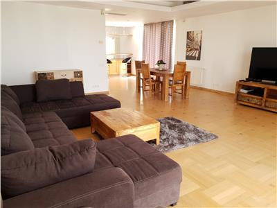 oferta inchiriere apartament tip duplex in herastrau - sos nordului stradal Bucuresti