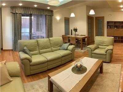 apartament lux 3 camere de inchiriat, herastrau Bucuresti
