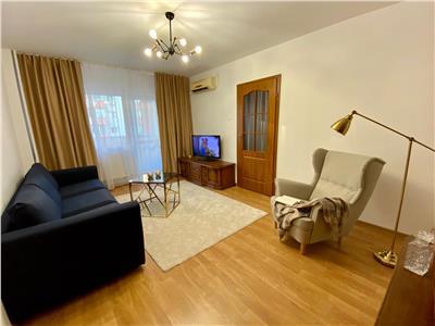 oferta inchiriere apartament 4 camere in zona barbu vacarescu- teiul doamnei Bucuresti