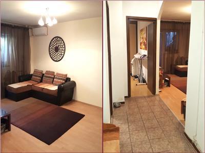 Vanzare Apartament 3 Camere Calea Calarasilor | loc parcare | mobilat & utilat