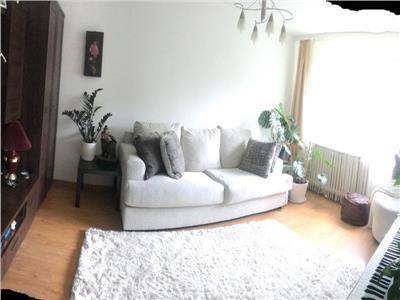 Vanzare apartament 4 camere Titan | mobilat si utilat | parter inalt
