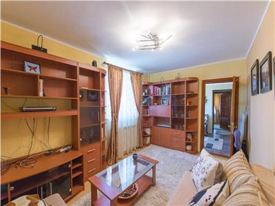 apartament 3 camere (transformat din ap.2 camere) de vanzare cu vedere spre lacul dobroesti | pantelimon | 15 min. metrou Bucuresti