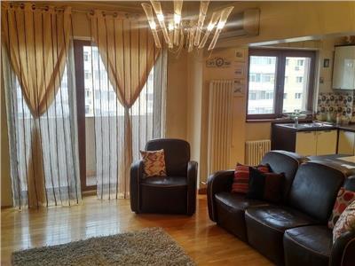 Apartament 3 camere de vanzare | mobilat&mobilat | Chisinau | MegaMall | 15 min. metrou Costin Georgian