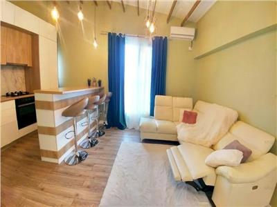 Apartament 2 cam/ ULTRA LUX MOBILAT/ Damaroaia