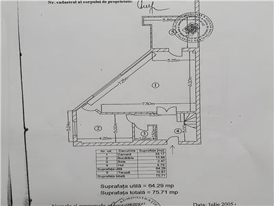Vanzare 5 camere   Herastrau   162 mp utili + 62 mp terasa/gradina   loc parcare subteran