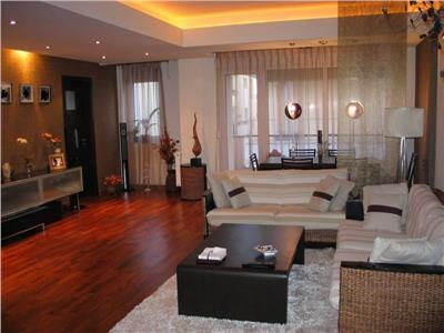apartament superb 3 camere | sat francez | herastrau | mobilat contemporan Bucuresti