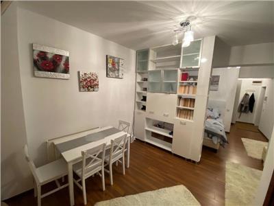 Vanzare Garsoniera Obor | mobilata & utilata lux | centrala proprie | bloc 2012