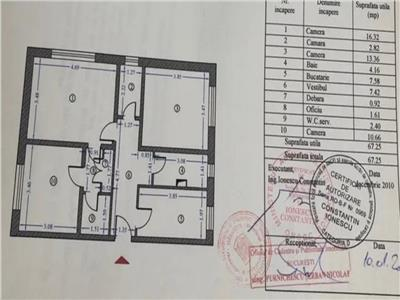 apartament 3 camere | aviatiei | sos. n caramfil | bloc reabilitat termic Bucuresti