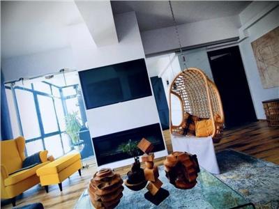 Vanzare apartament 2 camere   mobilat si utilat   centrala proprie   bloc nou   loc de parcare