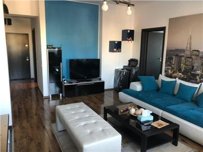 Vanzare apartament 2 camere Piata Alba Iulia | mobilat si utilat | centrala termica proprie | bloc nou