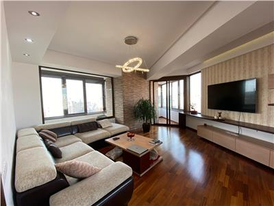 vanzare apartament 4 camere unirii | mobilat si utilat | bloc nou | 2 locuri de parcare si boxa Bucuresti