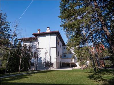 vanzare vila exclusivista primaverii - city grill | teren 1258 mp | renovata si consolidata Bucuresti