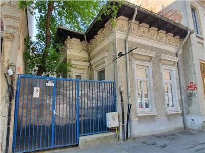 vanzare vila cismigiu - liceul tonitza | teren 167 mp | necesita renovare | Bucuresti