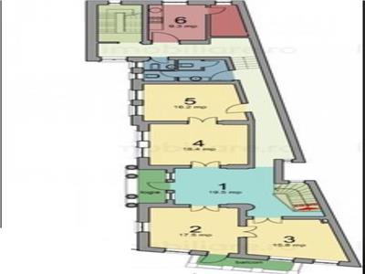 oferta inchiriere casa zona piata victoriei Bucuresti