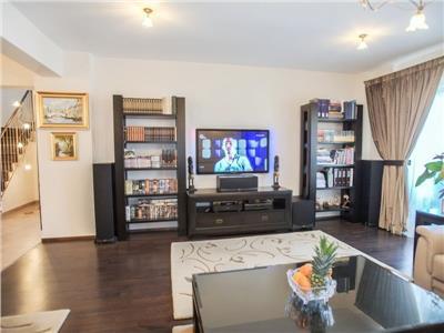 vanzare apartament duplex 5 camere dristor new town   mobilat si utilat Bucuresti