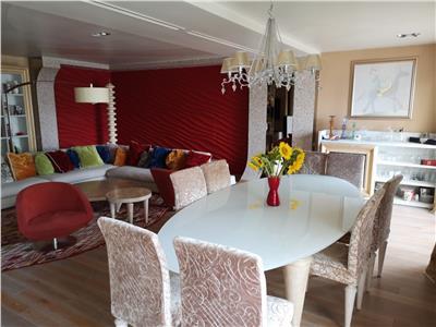 vanzare apartament 4 camere dorobanti - primaverii | mobilat și utilat | 2 locuri de parcare Bucuresti