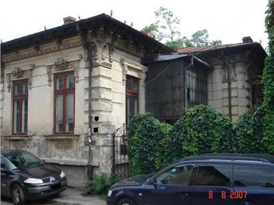 vanzare vila cismigiu - stirbei voda   p+m   teren 220 mp   Bucuresti