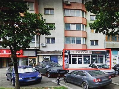 inchiriez spatiu comercial 88mp | calea mosilor | zona ideala pentru farmacie, supermarket | Bucuresti