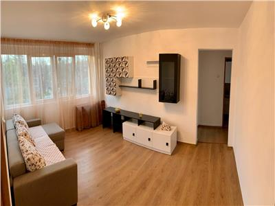 oferta vanzare apartament 3 camere, titan potcoava, etaj 3, semidecomandat, 62 mp utili, plus balcon mare inchis, mobilat si utilat Bucuresti