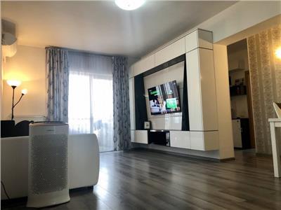 oferta apartament 3 camere, citadella titan residence , etaj 4, 77mp, decomandat, complet mobilat si utilat Bucuresti