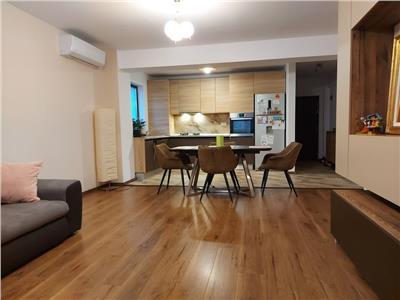 oferta apartament 3 camere 100mp, bloc 2012, et 1 / s+p+2+m, acces direct in bd n grigorescu, loc parcare in subteran, strada privata Bucuresti