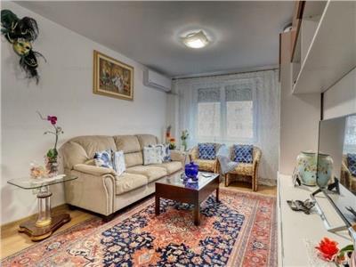 vanzare apartament 3 camere titan | mobilat si utilat Bucuresti