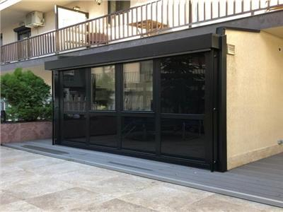 Vanzare apartament 4 camere Unirii   mobilat si utilat   bloc nou   3 locuri de paracre si boxa