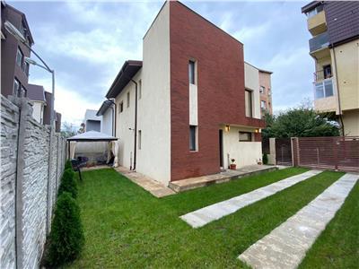 se ofera spre vanzare vila duplex berceni - grand arena mobilata & utilata Bucuresti
