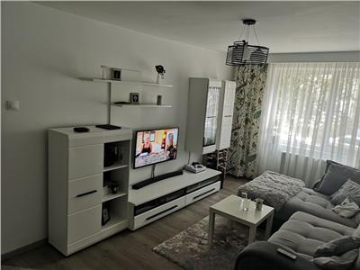 oferta apartament 4 camere, titan, bloc 1986 parter/8, 83mp, bloc reabilitat, refacut subsol, proiect centrala, utilat si mobilat complet Bucuresti