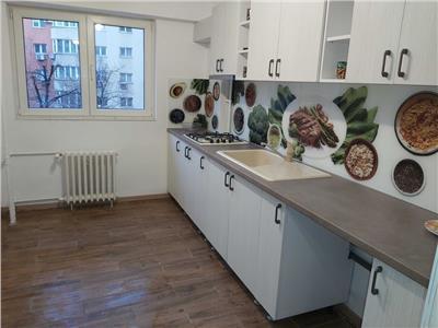 Vanzare apartament unicat 3 camere(transformat in 2 spatioase) zona Mosilor Carol