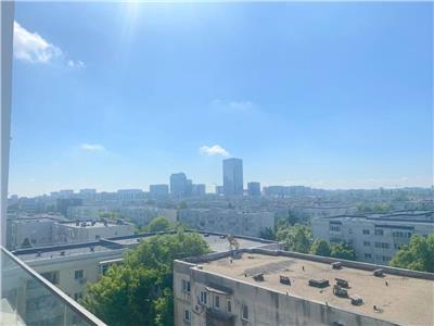 3 camere - Smaranda Braescu 47A - 160 mp - View above the City