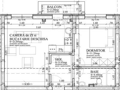 oferta apartament 2 camere, titan, bloc 2021 d+p+2e, 43mp, imbunatatiri, disponibil imediat pentru mutare, parter inalt cu balcon Bucuresti