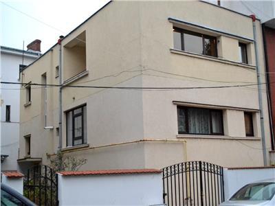vanzare vila | primaverii | televiziune | proiect inaltare p+2+3r Bucuresti