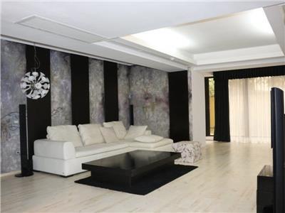 vanzare apartament 3 camere herastrau | mobilat si utilat | terasa 100 mp Bucuresti