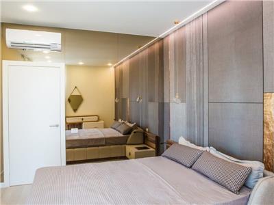 Vanzare apartament 2 camere Herastrau | nemobilat | 2 locuri de parcare