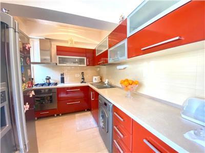 vanzare apartament 3 camere calea dorobanti - tvr | renovat complet | mobilat si utilat | Bucuresti