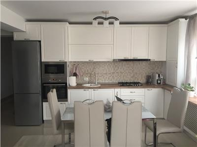 oferta vanzare apartament 3 camere, nou, bd n grigorescu, situat in vila, din 2010, et 1, 70mp+balcon, 2 locuri parcare Bucuresti