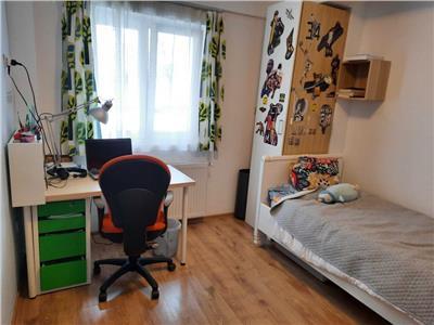 OFERTA Vanzare Apartament 4 camere, Titan  Auchan  Jean Steriadi, 2 locuri de parcare private, bl 2012, P+2+M, parter, 78mp, decomandat,