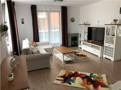 vanzare apartmanet 2 camere herastrau | mobilat si utilat | an constructie 2009 Bucuresti