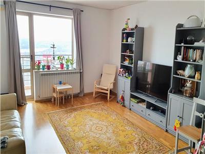 vanzare apartament 3 camere lux , mobilat , utilat, parcare subterana, zona pantelimon - atlantis one Bucuresti