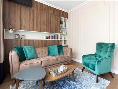 3 camere - complet mobilat & utilat +curte + parcare Bucuresti